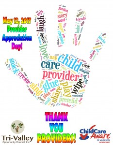 2017 Provider Appreciation Graphic