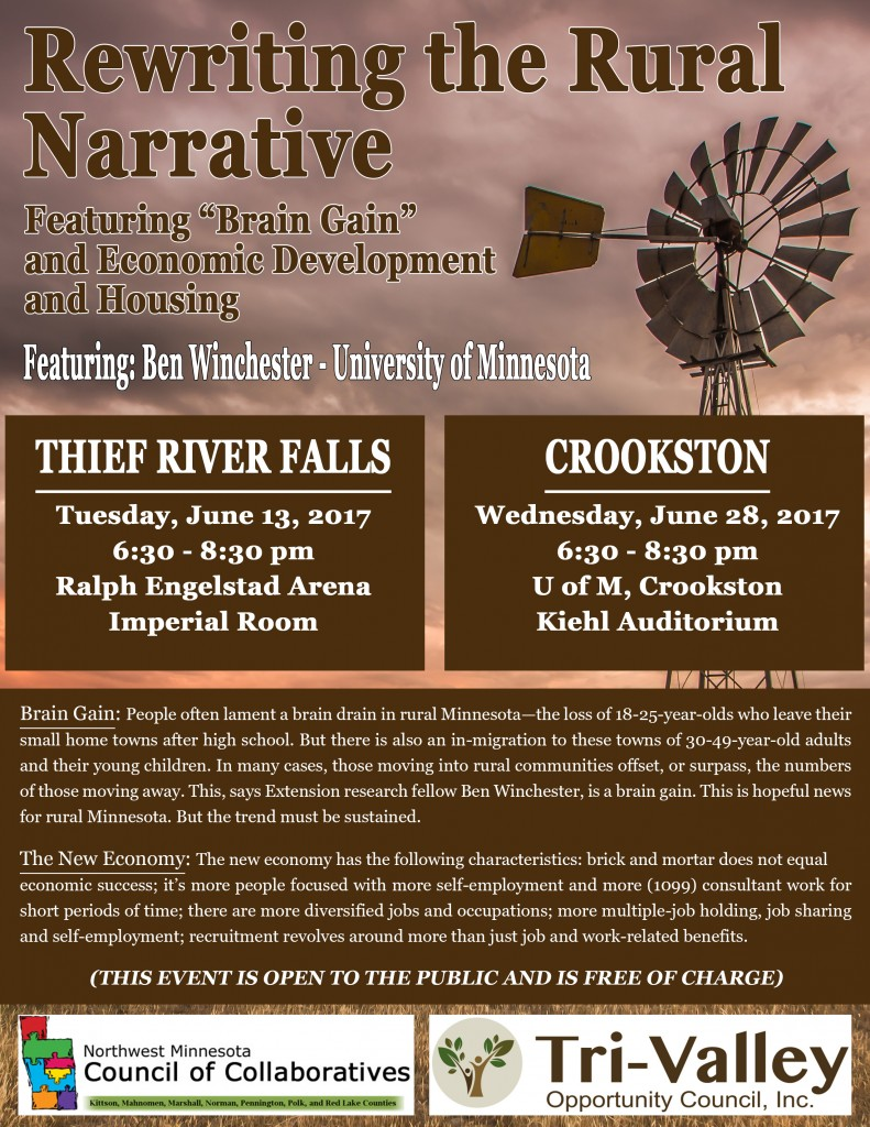 Rewriting the Rural Narrative Flyer (2) 052317